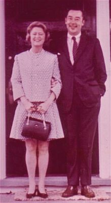 My father and stepmother Scottie Fitzgerald Smith